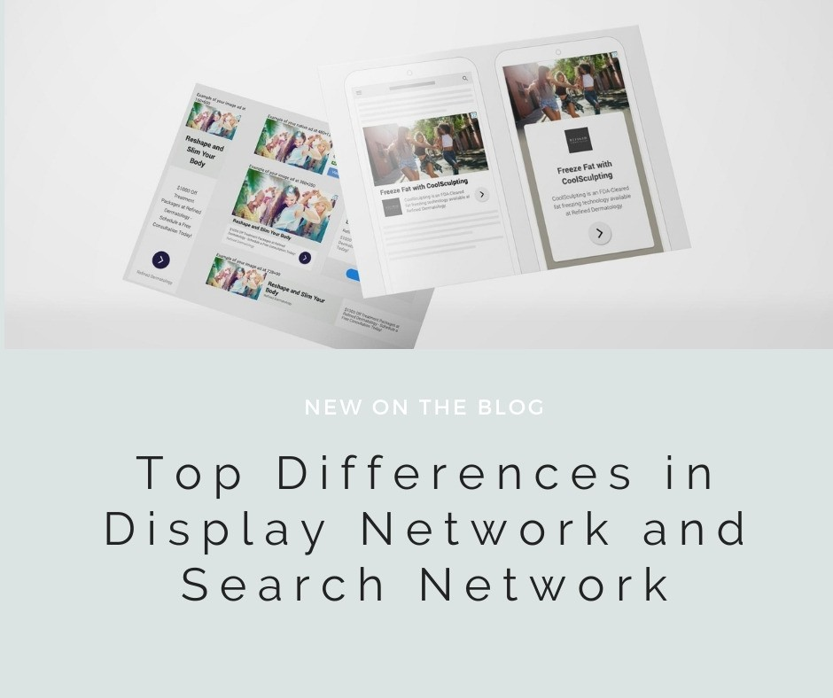 Top Differences in Display Network and Search Network | Avid Agency