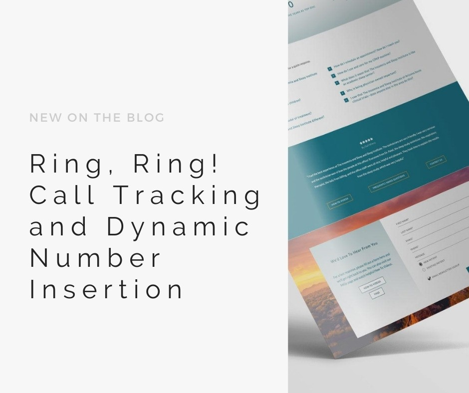 Ring, Ring! Call Tracking and Dynamic Number Insertion | Avid Agency